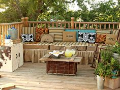 9 Budget-friendly Porch And Patio Updates