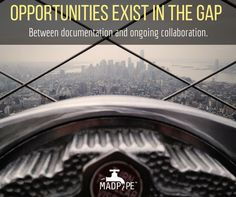 Consider the gaps in your #industry - that's where your #opportunities lie https://www.linkedin.com/pulse/4-delicious-ingredients-kick-ass-marketing-project-daniel-digriz