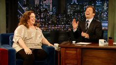 Melissa McCarthy on Returning to SNL | Late Night with Jimmy Fallon | Saturday Night Live