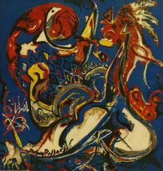 Untitled, 1942-1944, Jackson Pollock