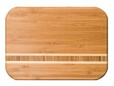 Totally Bamboo Barbados, Bamboo Cutting Board by Totally Bamboo. $9.99. Beautiful and durable small rectangular cutting board with solid engrain inlay. Easy on knife blades. Clean with warm water with a mild soap; treat with mineral oil to preserve and extend board?s life. Constructed of high quality Moso bamboo; ecologically green alternative to wood; strong, dense and versatile. 6 by 8 by 5/8. Part of Totally Bamboo's Caribbean Collection, the Barbados cutting board ...