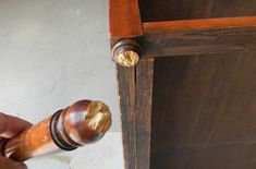 Forever Decorating!: How to Easily Fix a Broken Furniture Leg