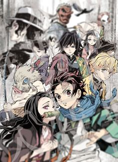 Otaku Anime, Anime Art, Anime Group, Arte Disney, Dragon Slayer, Animation, Slayer Anime, Anime Demon, Animes Wallpapers