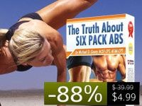 The Truth About Six Pack Abs     The truth about a flat stomach.  The diet and exercise you need for six pack abs. fitness