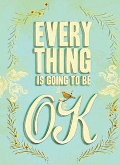 Everything Is Going to Be OK:Amazon:Books | See more about Amazons, Book and Everything.