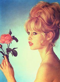 """missbrigittebardot: """"Brigitte Bardot by Sam Lévin, 1963 """""""