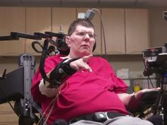 Bill Kochevar: Quadriplegic man's arm and hand brought back to life by thought-control tech