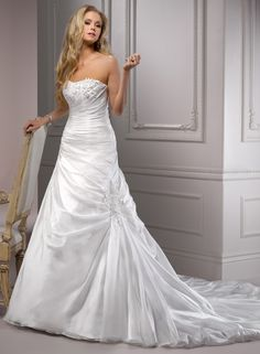 Every women desires to be cheered and envied because of their charming look on their wedding day. They do realize what they select wearing will be the best toners for their taste and identity. Rather than aimlessly looking for attractive wedding outfits starting with one store then on to the next, lastly gets totally baffled … Continue reading Get Intrigued With A Line Wedding Dresses
