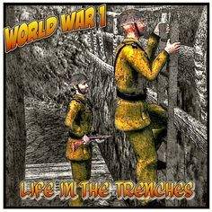 A thirteen page comic book to introduce the history of trench warfare during World War 1. It outlines why and how the trenches were constructed and what life was like for the soldiers who used them. It also includes some unusual facts about trench life and a page of memorable quotes from characters who lived through the war.