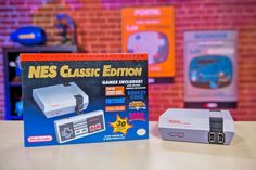 nintendo nes classic edition mini console - 100% authentic - brand new from $295.0