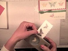 Simply Simple FLASH CARDS 2.0 - So Kind Butterfly Card by Connie Stewart