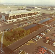 Old Pictures, Old Photos, Glasgow Airport, Paisley Scotland, Glasgow Scotland, Those Were The Days, Old Photographs, Airports, Historical Photos