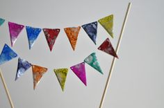 Hello! Even though the blog here is a little quiet, I do have a DIY for you to check out over on The Sweetest Occasion, a blog about design and pretty details for celebrations of all kinds. I used my favorite medium (polymer clay!) to create an enamel-looking bunting cake topper. Come check out the…