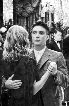 Tommy Shelby and Grace 😍