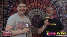 An interview with Brent Smith at Rock'n Derby (by iRock Radio)  Shinedown iRockRadio.com - Shinedown - Interview