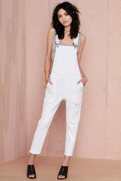 Citizens of Humanity Audrey Slim Overalls