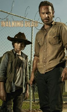 RICK AND CARL GRIMES