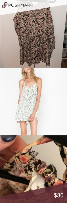 Floral Romper please see attached pic 4 wear look In good condition a little wear and tear see pictures D.RA los angeles Other