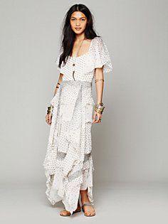 Paqueta Island Dress