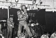 Prince Fari in  Paradiso Amsterdam 1978 ?