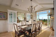 We love this dining room!