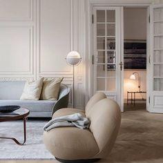 Home Interior Contemporary .Home Interior Contemporary Luxury Interior, Decor Interior Design, Interior Architecture, Furniture Design, Sofa Design, Grey Furniture, Modern Classic Interior, Classical Interior Design, French Interior Design