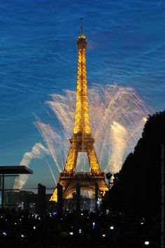 More, Eiffel Tower