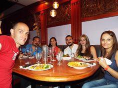 #bellissima serata alle #niagarafalls con @katieaa82 @tamy0689 @flavymic in #cobacabana #restaurant #beautiful #evining #followme #follow #dinner #ristorante #brasileiro