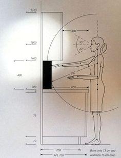 standart measuments Kitchen Room Design, Interior Design Kitchen, Furniture Layout, Plywood Furniture, Home Decor Boxes, Jewelry Store Design, Bathroom Dimensions, Contemporary Kitchen Cabinets, Kitchen Upgrades