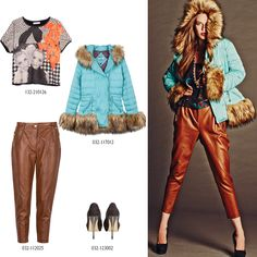 Go #BOLD! #BSB_FW14 #BSB_LOOKBOOK Padded Jacket, Mix Match, Ootd, Fur, Jackets, Image, Fashion, Down Jackets, Moda