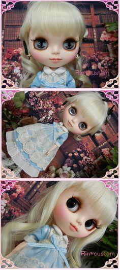 Rin * custom [Custom Blythe] Risa * Risa - Auction - Rinkya! Japan Auction & Shopping