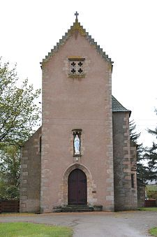 Our Lady of Perpetual Succour. The Braes of Glenlivet lie in a remote and little known corner of the northern foothills of the Cairngorms.  Before roads were built and rivers bridged, the Braes of Glenlivet were more remote. This allowed the area's population to largely sidestep the changes brought about by the Reformation of 1560 and retain its Roman Catholic faith.