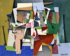 The Piano - Georges Valmier