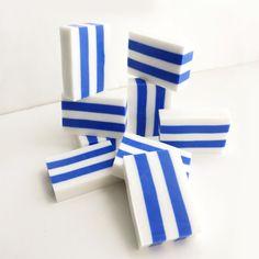 Striped Glycerine Soaps