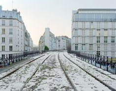 El cinturón ferroviario abandonado que abraza París / @yorokobumag | #socialcities