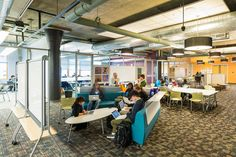 FAIR SCHOOL DOWNTOWN in Minneapolis, Minnesota | Cuningham Group Architecture