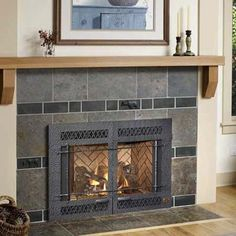 Upgrade And Save Energy With Fireplace Inserts
