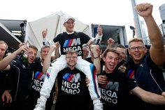 DTM: a Wehrlein la gara del Lausitzring, ma Wittman è campione