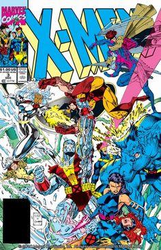X-Men (1991-2001) #3