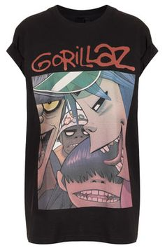 Gorillaz Tee By And Finally (£75.00) - Svpply