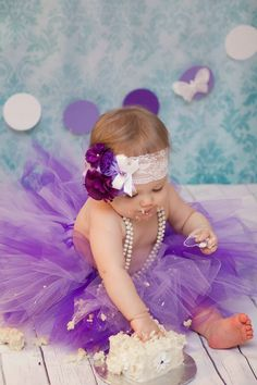 CAKE SMASH You Choose Colors Tutu Skirt for by HandpickedHandmade, $9.00 Photo prop for birthday girls pictures mix and match tutu tulle colors. Buy it affordable and fluffy design.