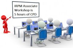 Did you know that the workshop counts as 5 hours towards your CPD? http://buff.ly/1TXw9qy