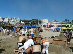 Begonia Festival & Sand Castle #propertyinsantacruz Begonia, Festivals, Dolores Park, Castle, Street View, Events, Holidays, Travel, Santa Cruz