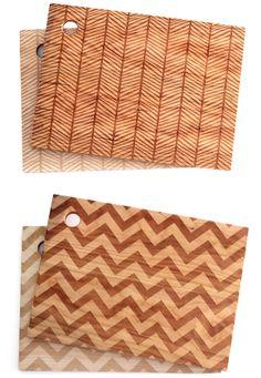 Anthology Magazine | Decorating | The Best of Brika: Wood  Laser etched...