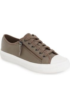 COACH 'Empire Zipper' Sneaker (Women) available at #Nordstrom