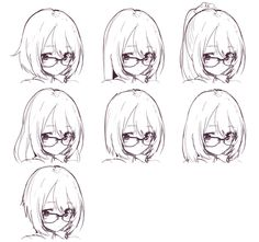 The anime is Koe no Katachi.(I guess...) http://rnbjunkiex.tumblr.com/post/157432406962/best-style-for-cute-bob-haircuts-2016-short