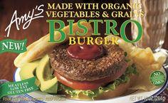 Amy's Kitchen was voted Best Gluten-Free Veggie Burger or Vegetarian Meat