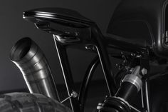 Vagabound Customized A BMW R100R Motorcycle Beautifully | Airows