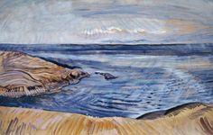 "Emily Carr, ""Seascape"" (c. 1935)"