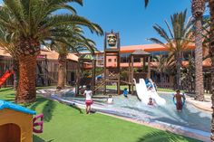 Barceló  Fuerteventura - Fuerteventura Friends Family, Playground, Sidewalk, Street View, Children, Environment, Hotels, Vacations, Pictures